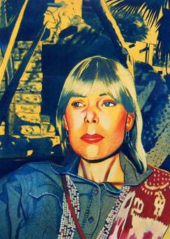 "Julian Allen .com "" ART WORKS Rolling Stone Magazine"